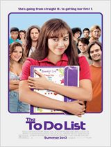 The To Do List FRENCH DVDRIP 2013