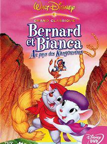 Bernard et Bianca au pays des kangourous FRENCH HDlight 1080p 1990