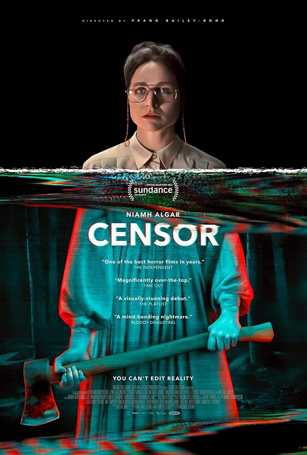 Censor VOSTFR WEBRIP 1080p 2021