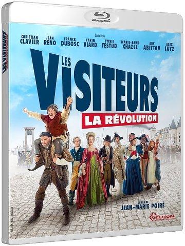 Les Visiteurs - La Révolution FRENCH BluRay 720p 2016