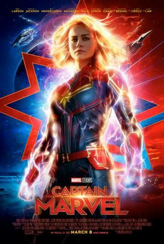 Captain Marvel TRUEFRENCH DVDSCR 2019