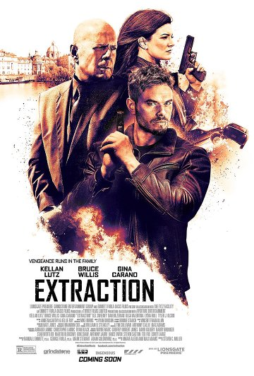 Extraction FRENCH BluRay 720p 2016