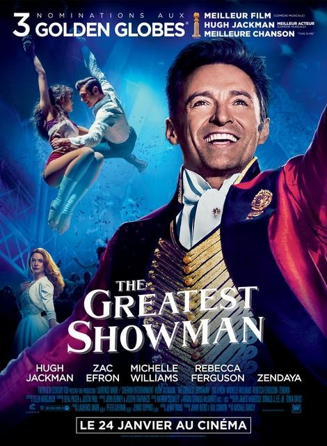 The Greatest Showman TRUEFRENCH DVDRIP 2018
