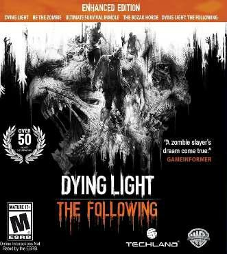 Dying Light The Following Enhanced Edition Prison Heist (PC)
