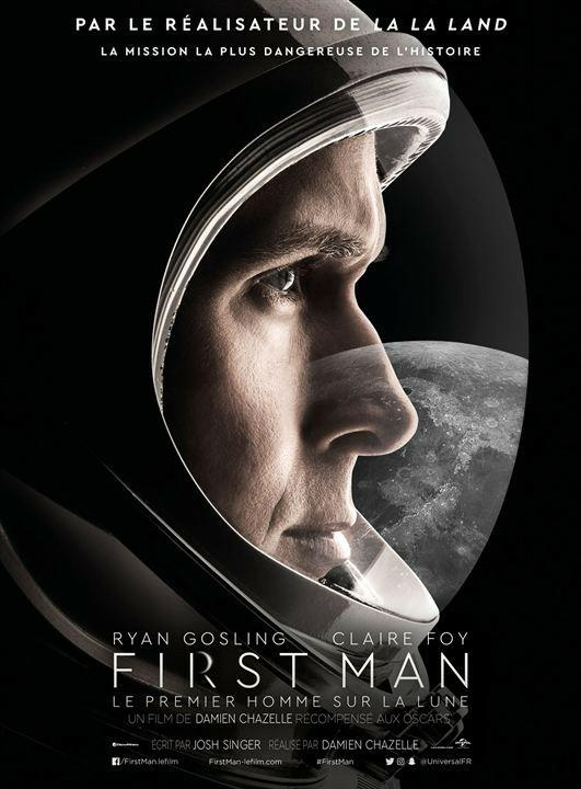 First Man - le premier homme sur la Lune FRENCH DVDSCR 2018