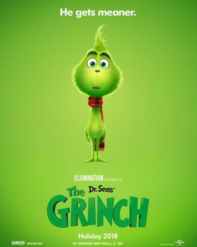 Le Grinch FRENCH WEBRIP 720p 2019