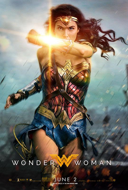 Wonder Woman VOSTFR WEBRIP 2017