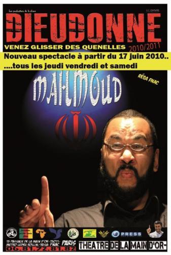 Dieudonné - Mahmoud DVDRIP 2010