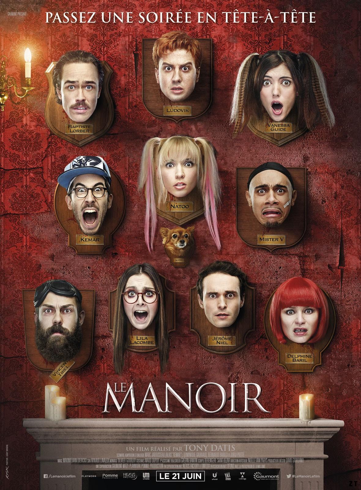 Le Manoir FRENCH WEBRIP 2017