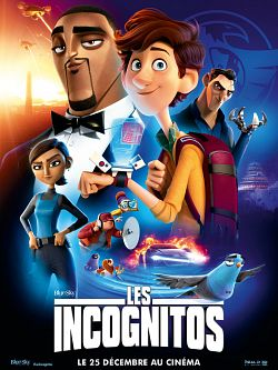 Les Incognitos FRENCH BluRay 1080p 2019
