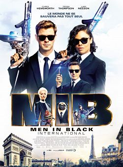 Men In Black: International FRENCH WEBRIP 1080p 2019