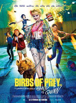 Birds of Prey FRENCH WEBRIP 720p 2020