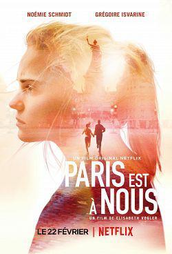 Paris est à nous FRENCH WEBRIP 1080p 2019