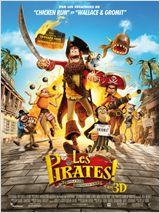 Les Pirates ! Bons à rien, Mauvais en tout FRENCH DVDRIP AC3 2012