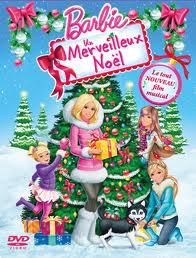 Barbie - Merveilleux Noël FRENCH DVDRIP 2011