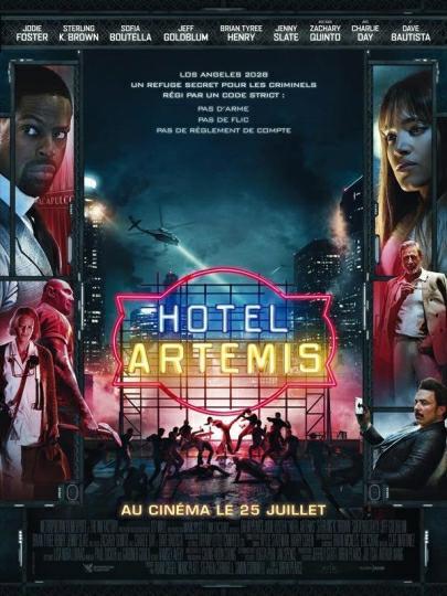 Hotel Artemis FRENCH BluRay 720p 2018