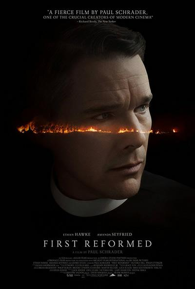 First Reformed FRENCH BluRay 1080p 2018