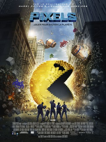 Pixels FRENCH BluRay 720p 2015