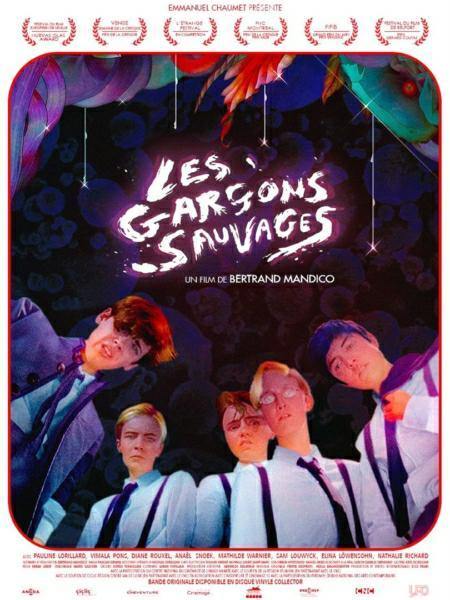 Les Garçons sauvages FRENCH WEBRIP 2018