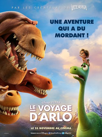 Le Voyage d'Arlo FRENCH DVDRIP 2015