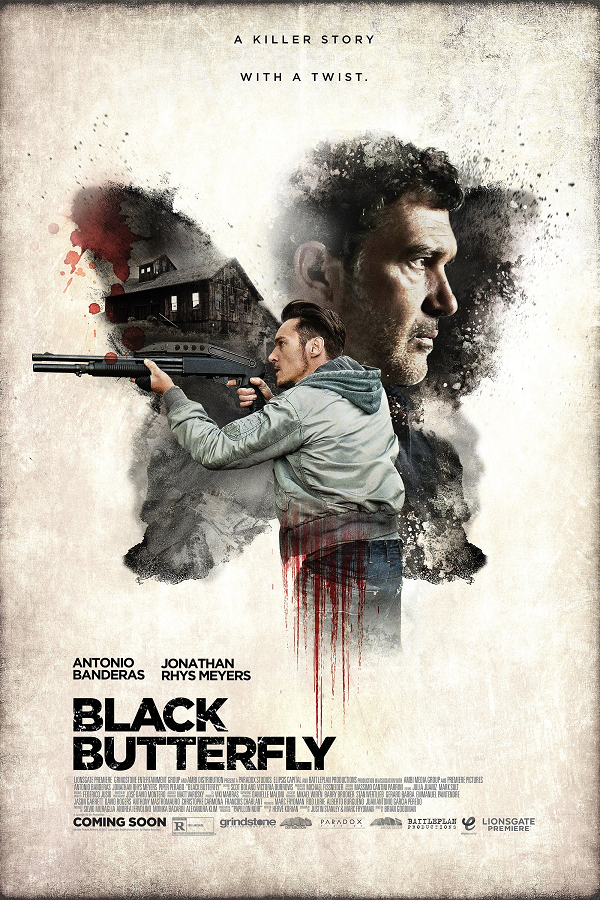 Black Butterfly FRENCH DVDRIP 2017