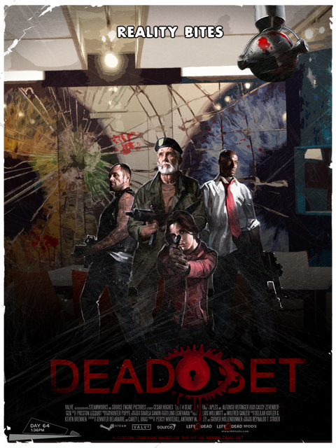 Dead Set DVDRIP FRENCH 2009