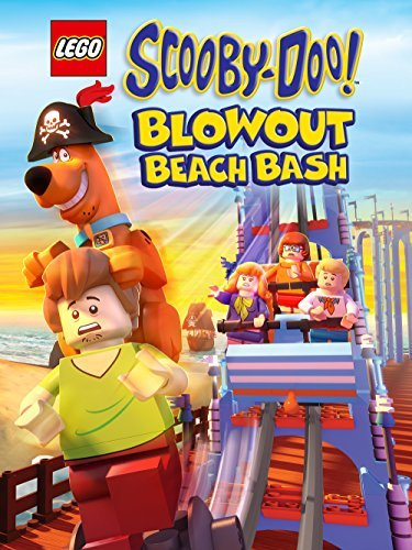 Lego Scooby-Doo! Blowout Beach Bash FRENCH BluRay 1080p 2017