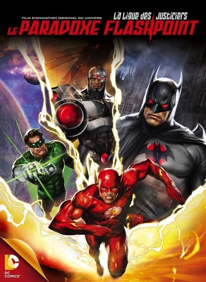 La Ligue des justiciers - Le paradoxe Flashpoint FRENCH HDLight 1080p 2013