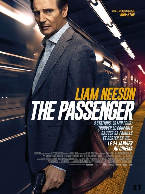 The Passenger FRENCH BluRay 1080p 2018