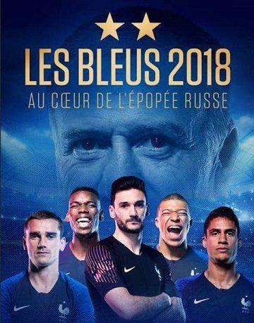 Les Bleus 2018, au coeur de l'épopée russe FRENCH DVDRiP 2018