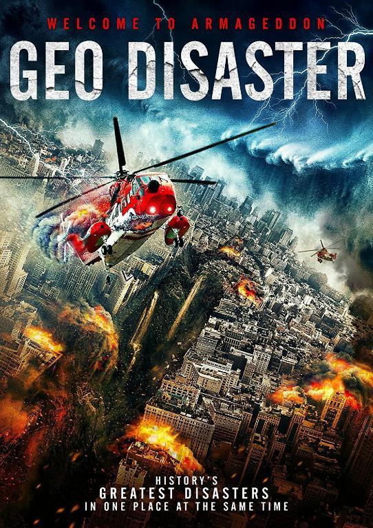 Geo Disaster FRENCH WEBRIP 1080p 2018