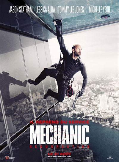 Mechanic Résurrection TRUEFRENCH DVDRIP 2016
