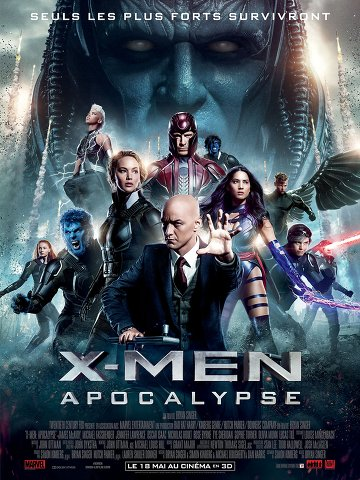 X-Men: Apocalypse FRENCH Bluray 1080p 2016