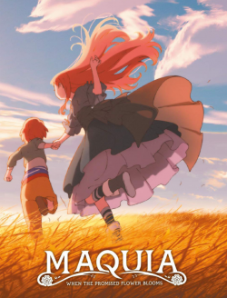 Maquia - When the Promised Flower Blooms FRENCH BluRay 720p 2019