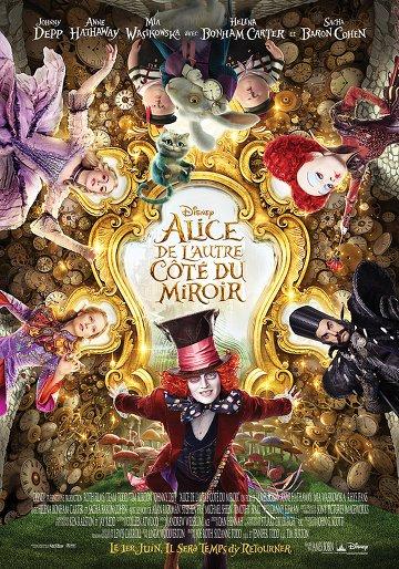 Alice de l'autre côté du miroir FRENCH BluRay 1080p 2016