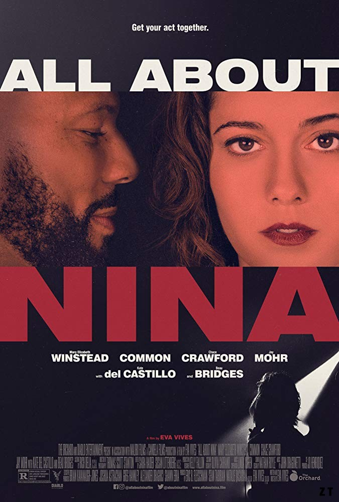 All About Nina FRENCH WEBRIP 720p 2019