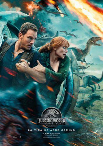 Jurassic World 2 : Fallen Kingdom FRENCH BluRay 720p 2018