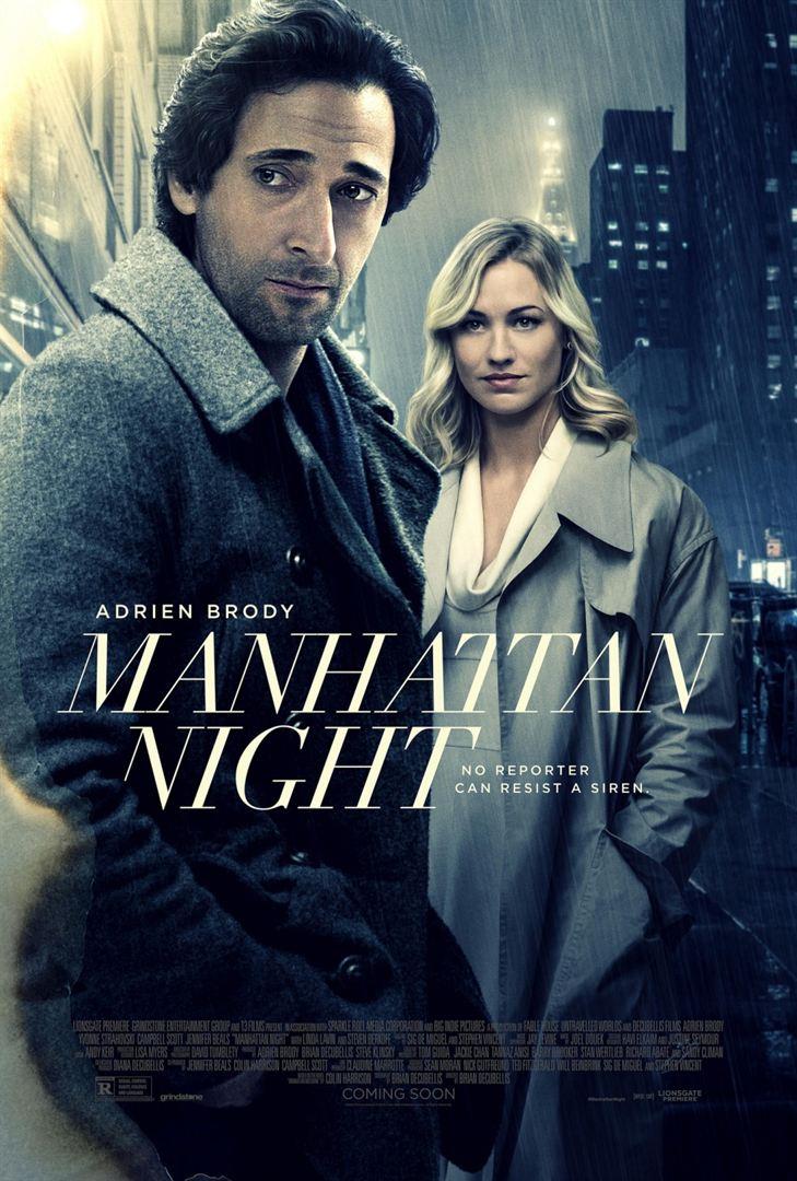 Manhattan Nocturne FRENCH DVDRIP 2018