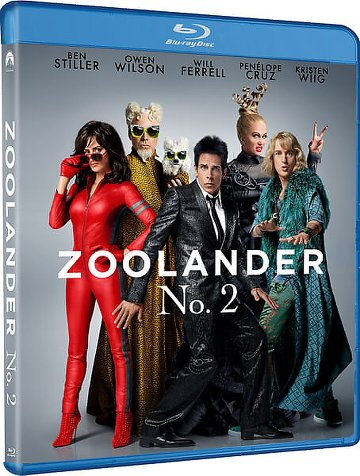 Zoolander 2 FRENCH BluRay 1080p 2016