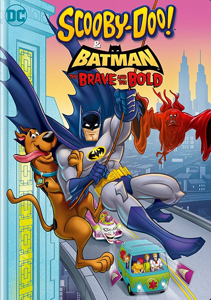Scooby-Doo et Batman : L'Alliance des heros FRENCH DVDRIP 2017