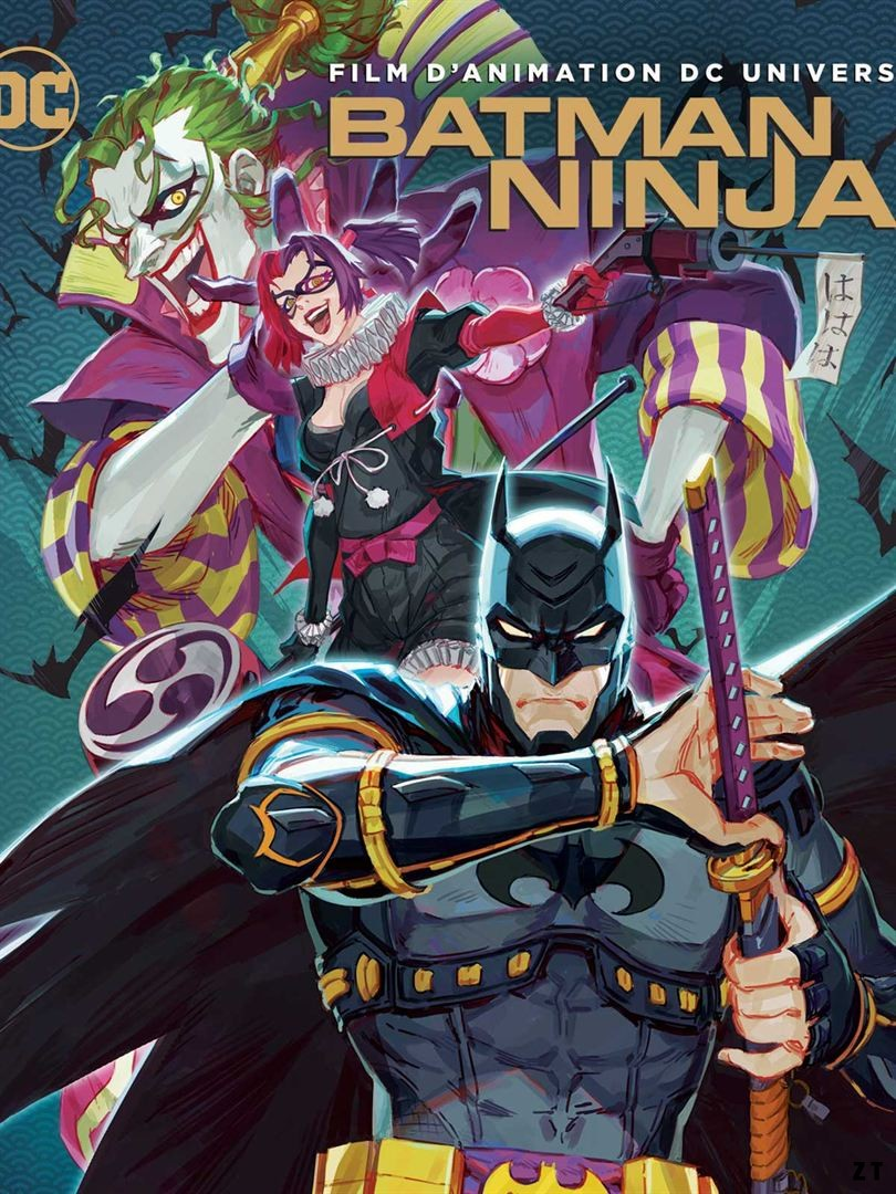 Batman Ninja FRENCH DVDRIP 2018