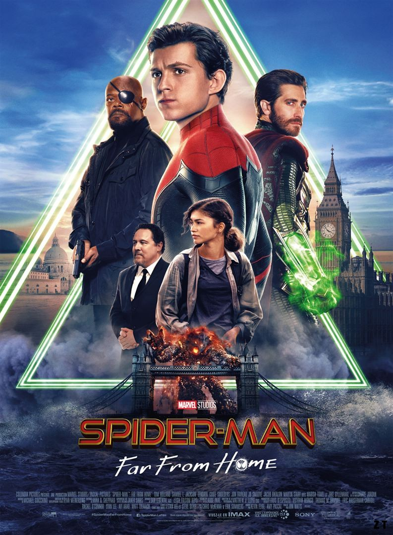 Spider-Man: Far From Home TRUEFRENCH R6 MD 2019