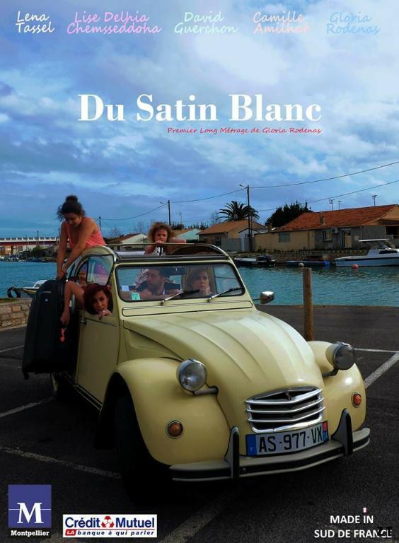 Du Satin Blanc FRENCH HDRiP 2018