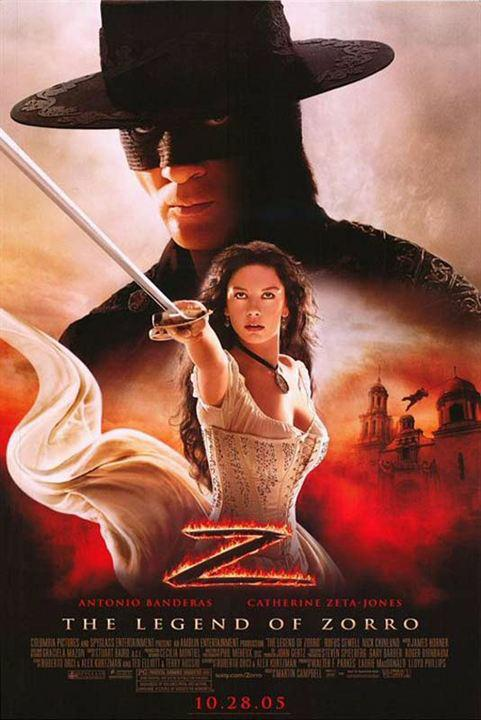 La Légende de Zorro FRENCH HDlight 1080p 2005