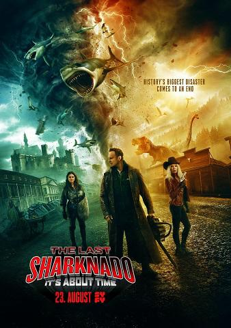 The Last Sharknado: It's About Time FRENCH WEBRIP 720p 2018