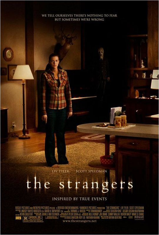 The strangers DVDRIP FRENCH 2009