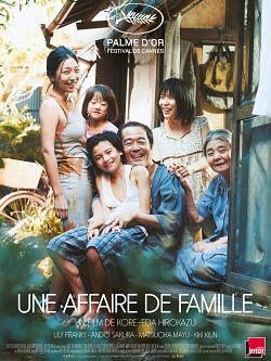 Une Affaire de famille FRENCH BluRay 720p 2019