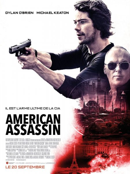 American Assassin FRENCH DVDRIP x264 2017