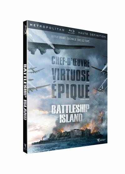 Battleship Island FRENCH BluRay 1080p 2018