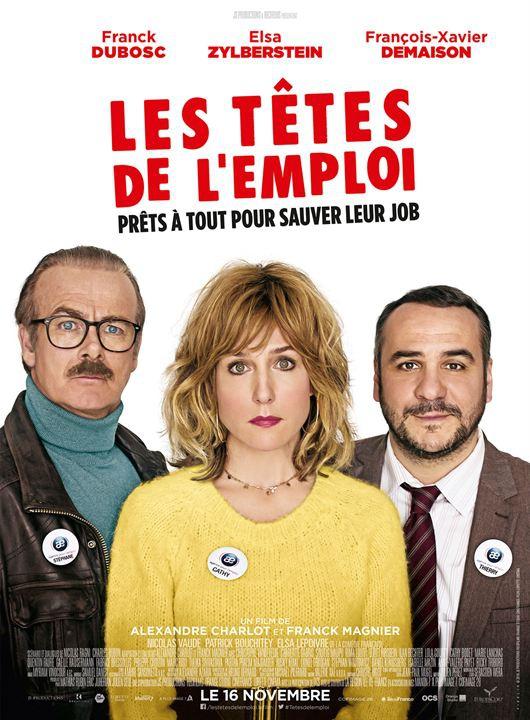 Les Têtes de l'emploi FRENCH DVDRIP 2017